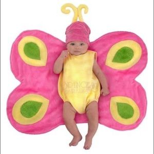 Butterfly costume Size 0-3 months